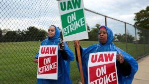 Last Year Teachers, Now GM Strike